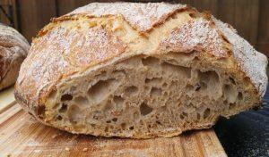 Stokbrood bakken zonder gist